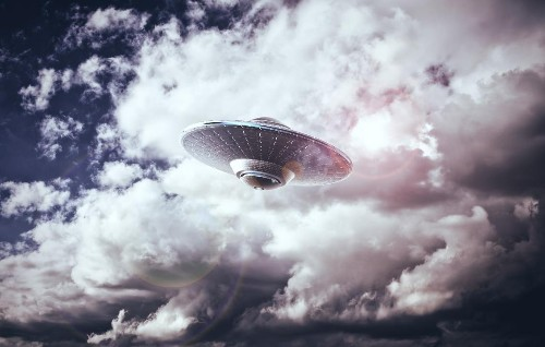 Audio reveals creepy details of UFO mystery