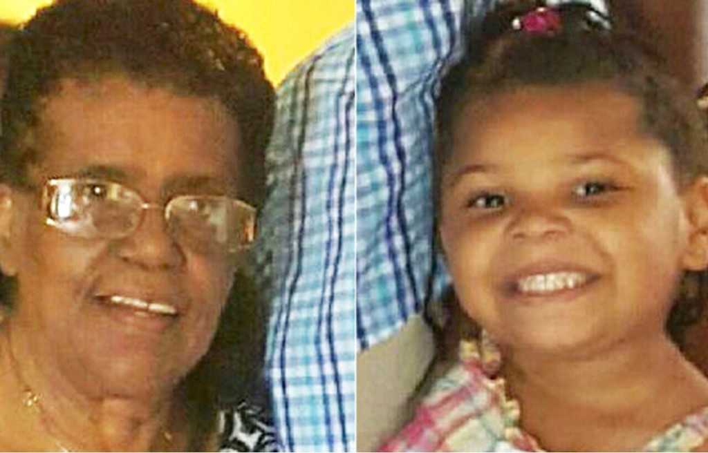 Girl, great-grandmother found alive days after vanishing in Virginia woods
