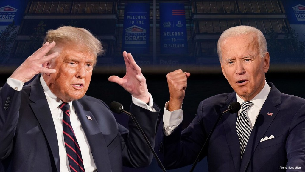 Tomi Lahren on final presidential debate: Time for Joe Biden to 'face the music'