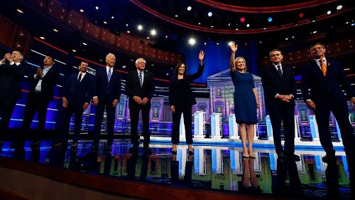 Cal Thomas: 10 questions Dems should have been asked in debates – But weren't