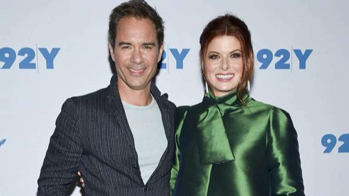 Tammy Bruce: Debra Messing and Eric McCormack have done us all a big favor – Here's why