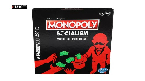 Kat Timpf mocks left-wing outrage over Monopoly's new 'socialism' edition