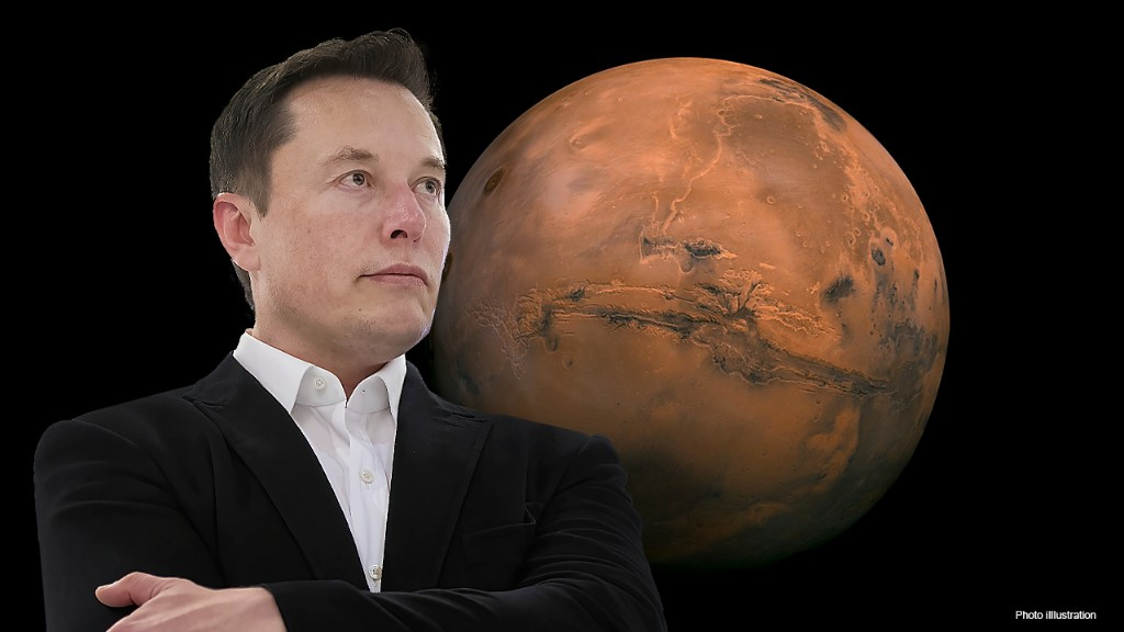 Elon Musk can literally help save the human race but first he has to understand this about Mars