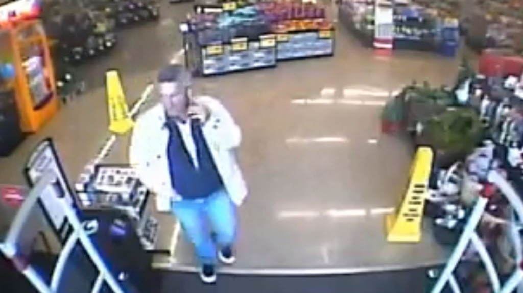Grocery store thief shoves $500 worth of shrimp down his pants