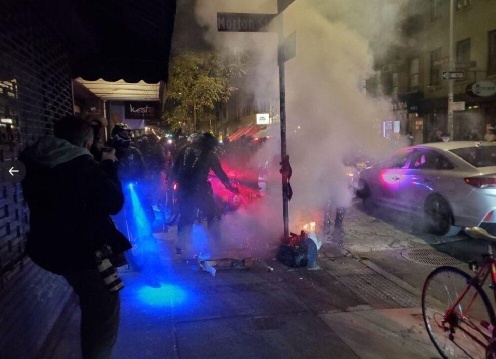 Post-Election Unrest, Record COVID US Cases & More — Thursday's Rundown: Nov. 5