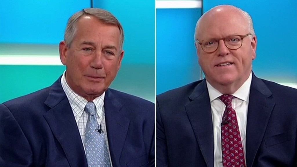 Fmr. House Speaker John Boehner: Dems have a 'serious problem' with division in their party