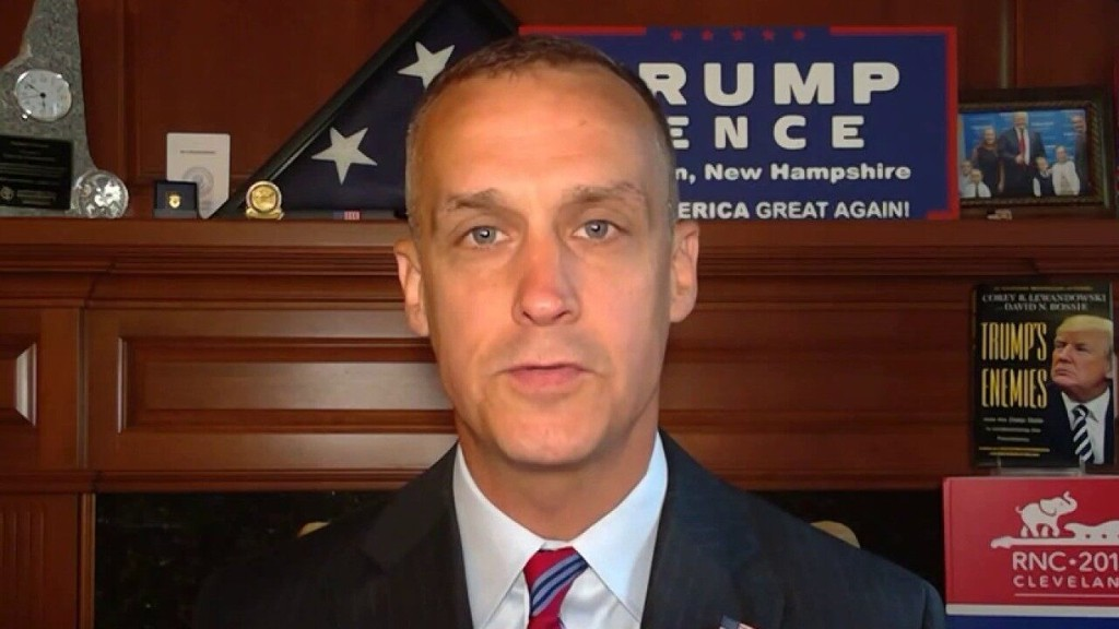 Corey Lewandowski: Roger Stone's treatment should scare every American