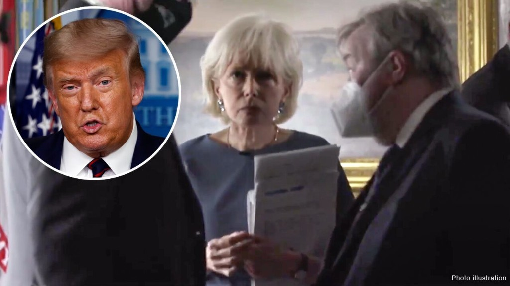 Trump threatens to release Lesley Stahl interview ahead of Sunday's '60 Minutes'