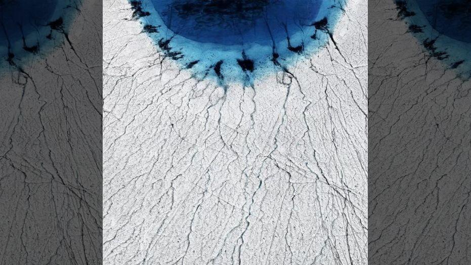 Climate - Magazine cover