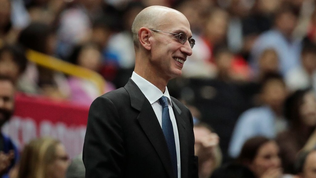 Adam Silver considers tape delay over concerns about player language: 'They may have to adapt '