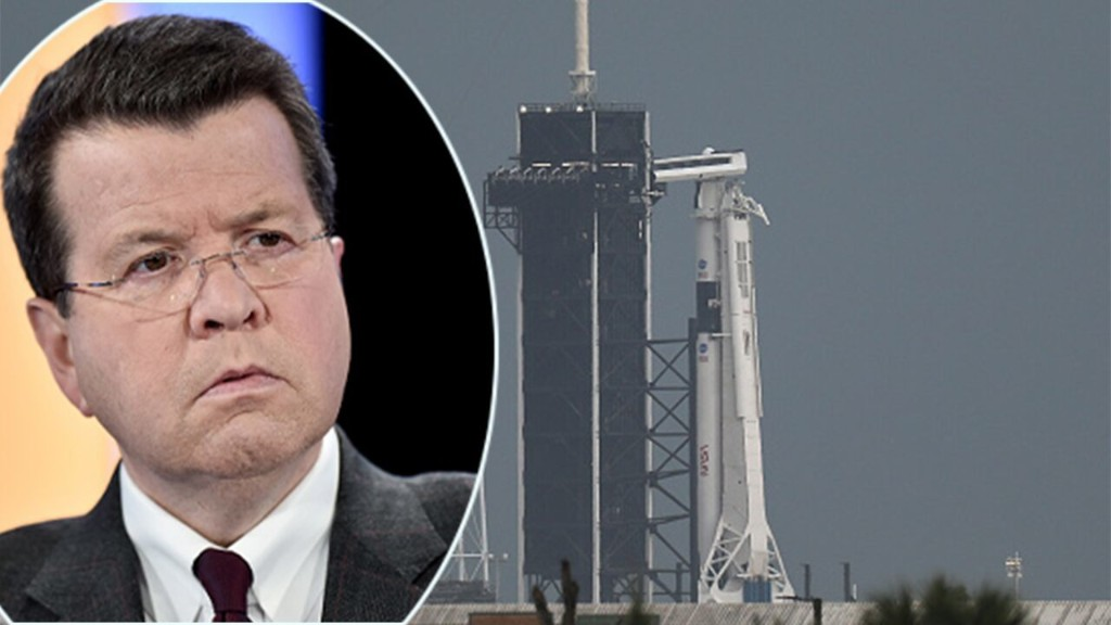 Neil Cavuto previews historic launch of NASA astronauts aboard SpaceX rocket