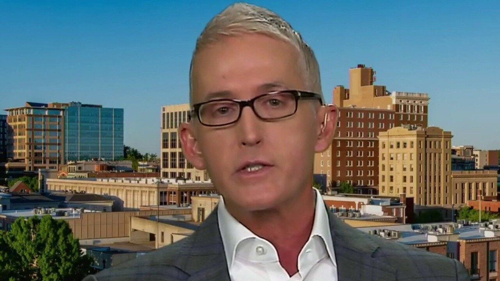 Gowdy calls for GOP to 'embrace law as a unifying, equalizing force,' adds system 'could use some tweaking'