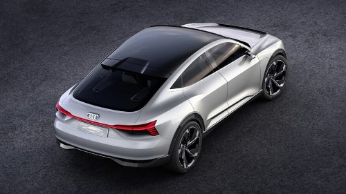 Audi electric cars will come with solar roofs