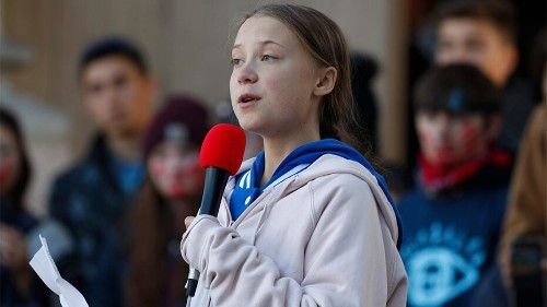 Greta Thunberg won't meet with Trump: 'I don't understand why I would do that'