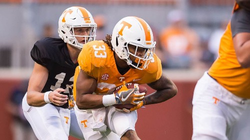 Tennessee Volunteers' Jeremy Banks' arrest video released: 'Where I'm from, we shoot at cops'