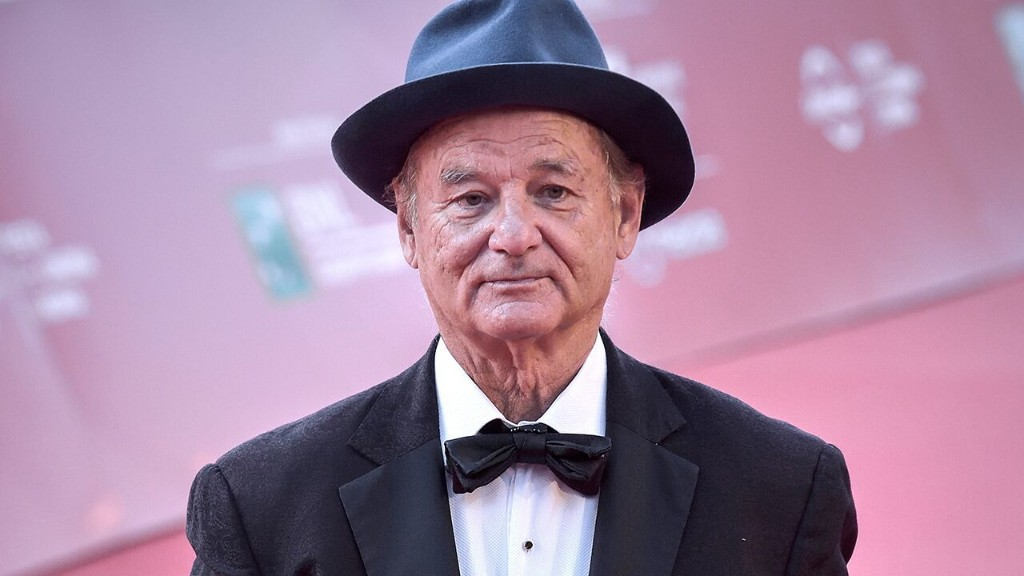 Bill Murray's son arrested for arson, assault and battery on a cop after Black Lives Matter protest: reports