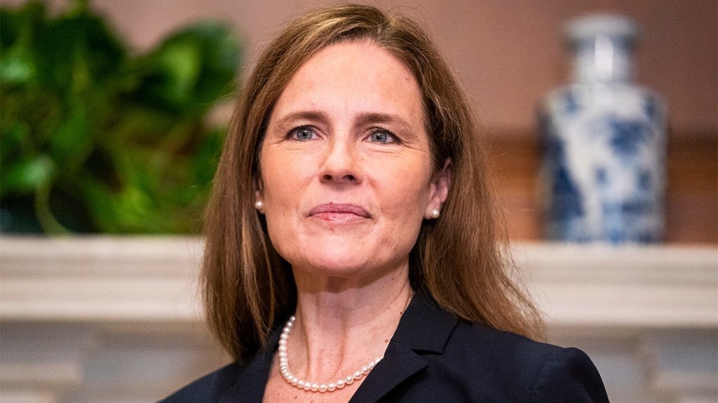 Sexual assault survivors accuse Amy Coney Barrett of 'siding with powerful abusers'
