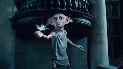 Bizarre video of creature resembling Dobby the elf of 'Harry Potter' caught on home camera