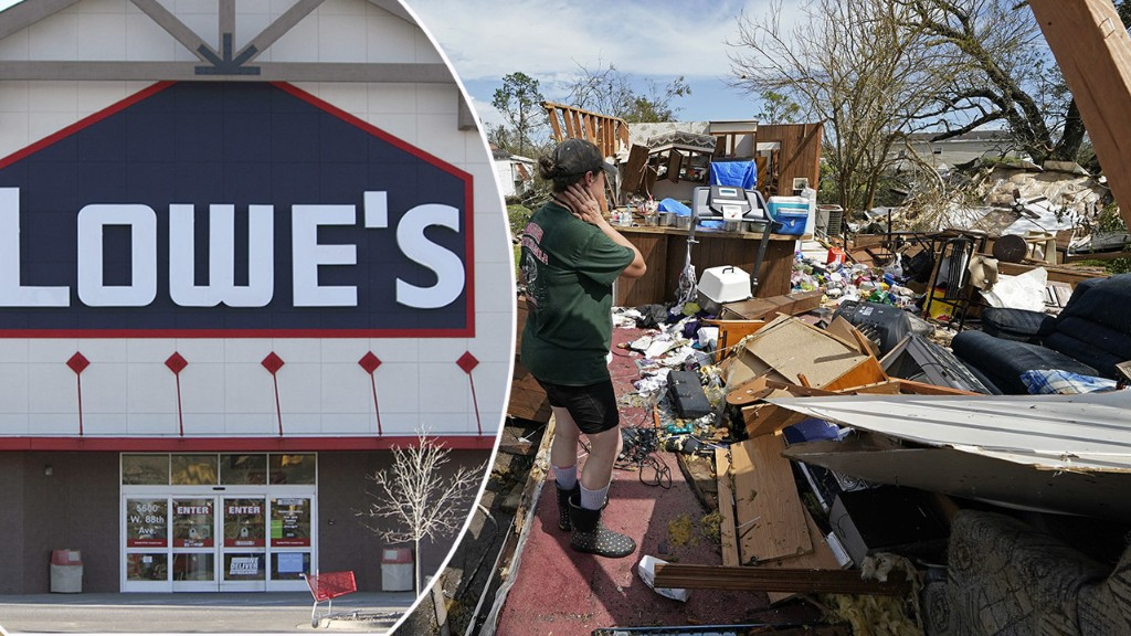 Lowe's to donate $1M for Hurricane Laura relief
