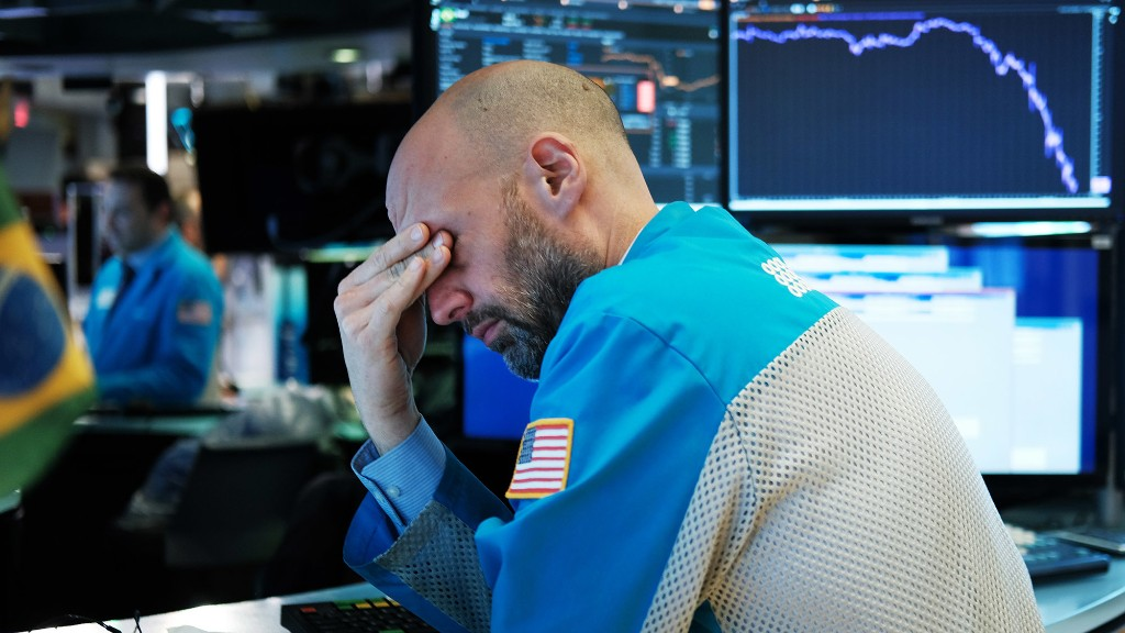 Dow drops 650 points as S&P 500, Nasdaq post worst day since September