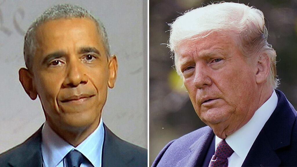 Trump claims Obama 'campaigning for us' after former president's scathing rebuke