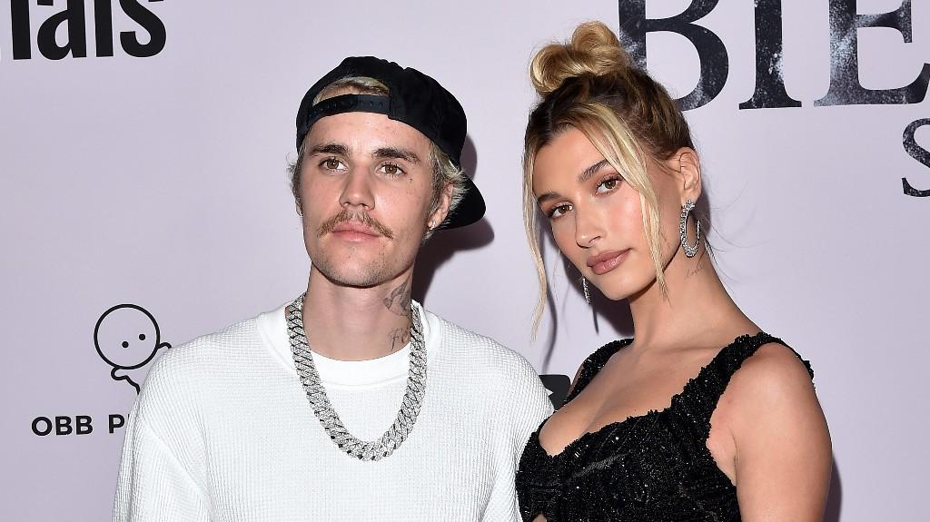 Justin Bieber and Hailey Baldwin celebrate 2-year anniversary