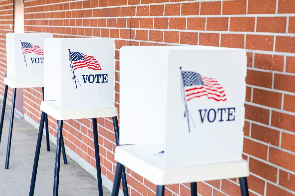 Are poll workers at an increased risk for COVID-19?