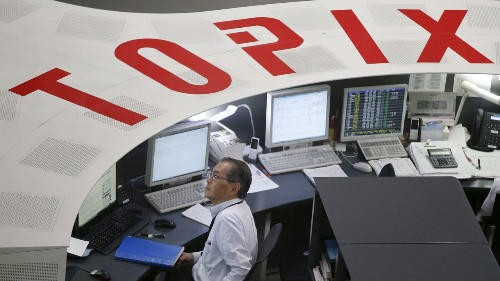 Nikkei Falls For 4th Day Ahead of U.S. Jobs Data