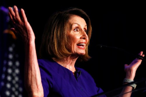 Nancy Pelosi lays out vision for Dem-controlled House: 'It's about stopping the GOP'