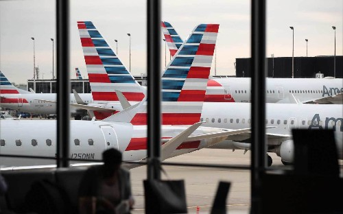 American Airlines flight was 'close as anybody would want to come to crashing,' report says