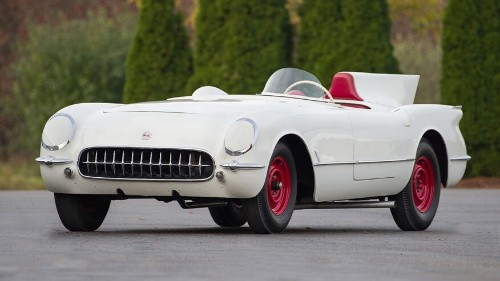 The test mule that helped save the Chevrolet Corvette