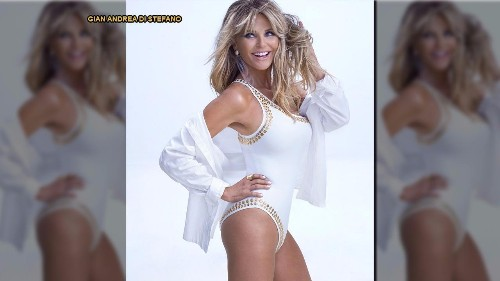 Christie Brinkley, 64, proudly flaunts swimsuit body in the new year: 'Off to exercise'