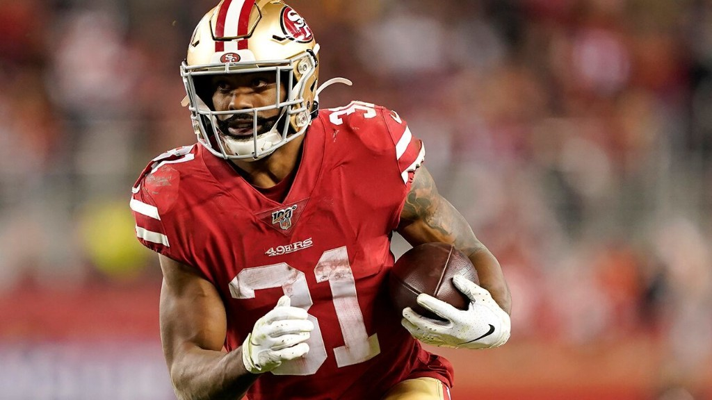 Agent: RB Raheem Mostert requests trade from 49ers