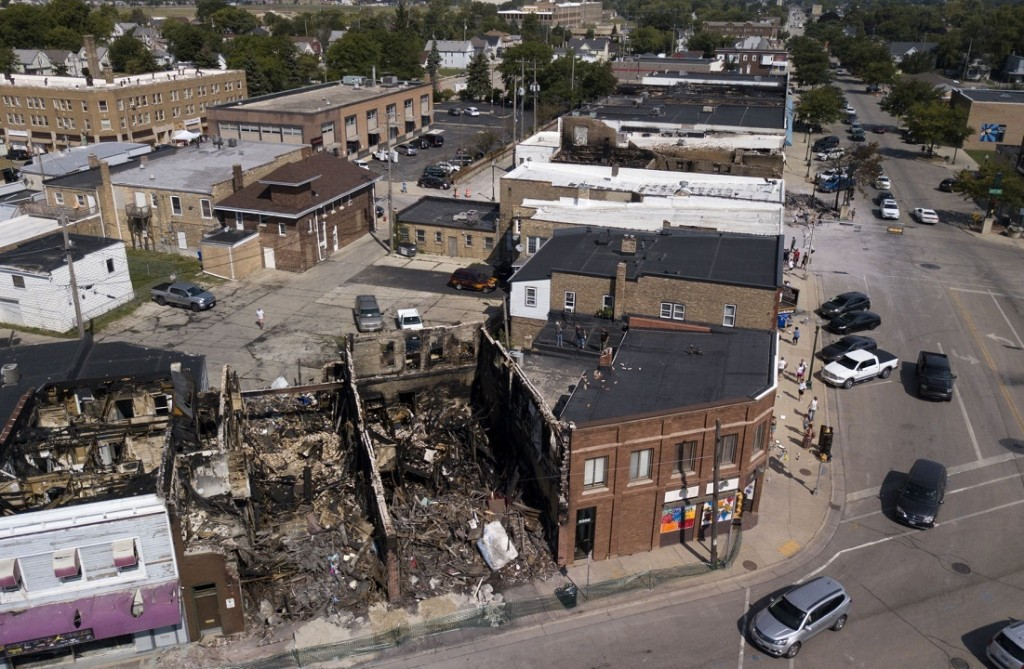 Damage blamed on rioting in Kenosha tops $50 million, county asks for federal help to rebuild