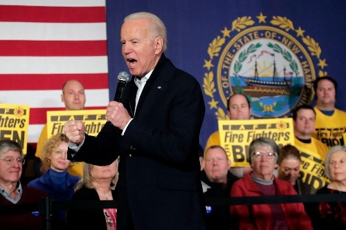 RCP reporter: Biden dropping in Nevada, Bloomberg 'very happy' with how election is playing out