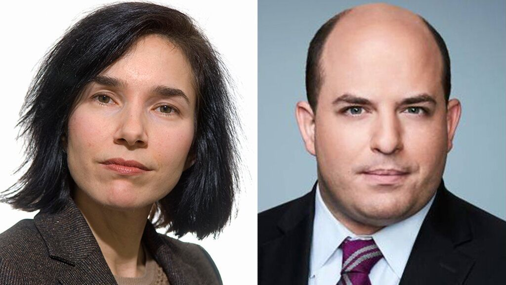 Susan Ferrechio torches Brian Stelter for dismissing Hunter Biden news, defending Russia coverage