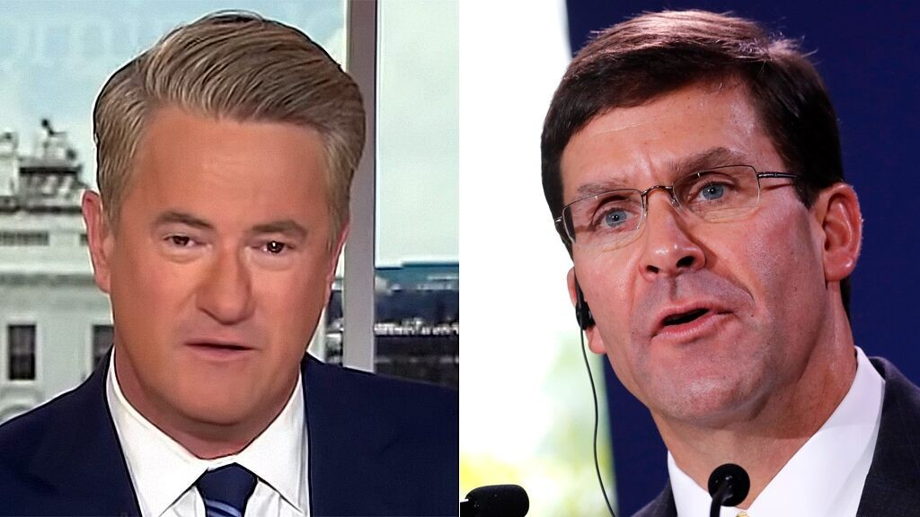 MSNBC's Joe Scarborough calls for Defense Secretary Mark Esper to step down over St. John's church visit