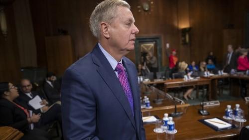 Clinton email investigation should be revisited, Sen. Lindsey Graham says