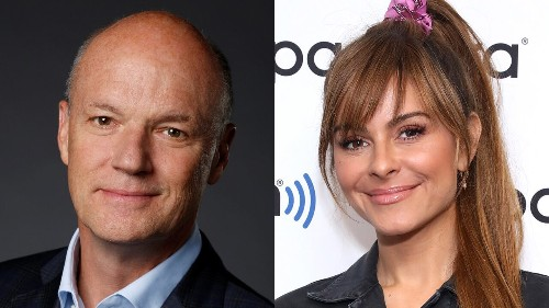 MSNBC boss Phil Griffin reportedly showed graphic Maria Menounos image at meeting, sparking backlash