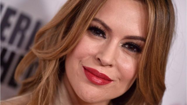 Alyssa Milano: 'The red MAGA hat is the new white hood'