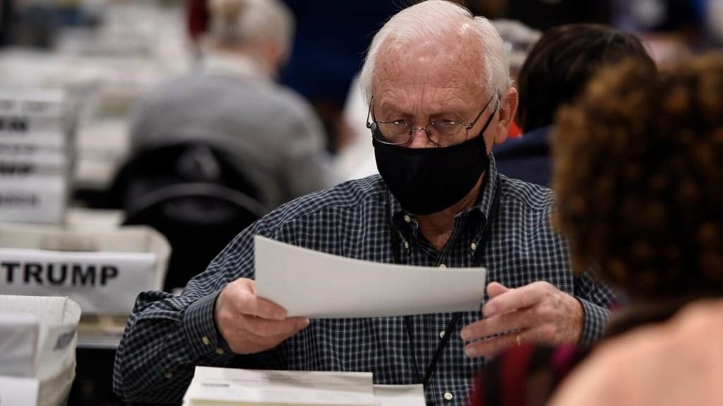Uncounted Ballots in GA, COVID Updates & More — Wednesday's Rundown: Nov. 18