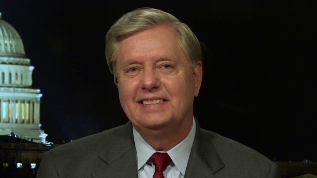 Lindsey Graham says Rosenstein hearing showed 'fox was guarding the henhouse' in Mueller investigation