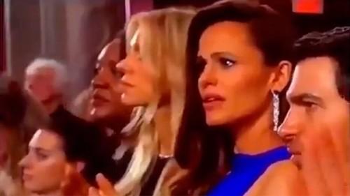 Oscars 2018: Jennifer Garner's horrified expression goes viral on Twitter