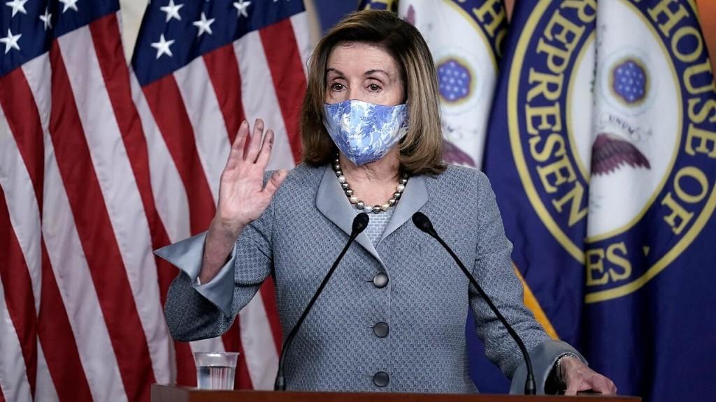 Pelosi formally announces her run for House Speaker again