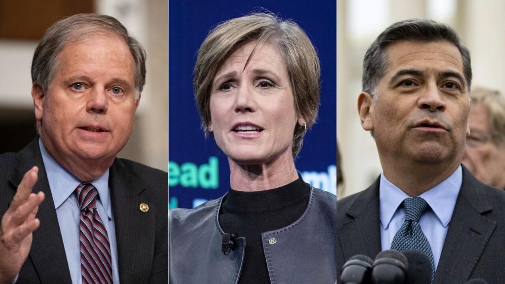 Jones, Yates, Becerra among names floated for Biden attorney general