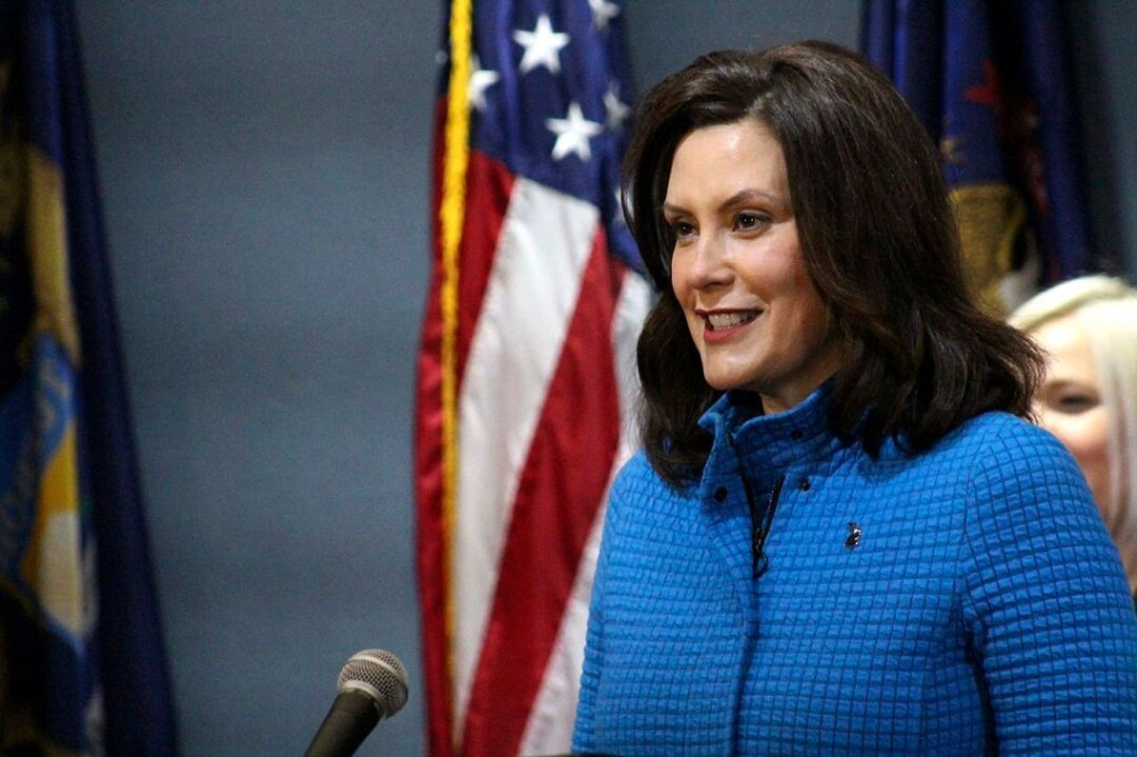 Michigan Gov. Gretchen Whitmer apologizes after telling residents to 'Google how to do a haircut'