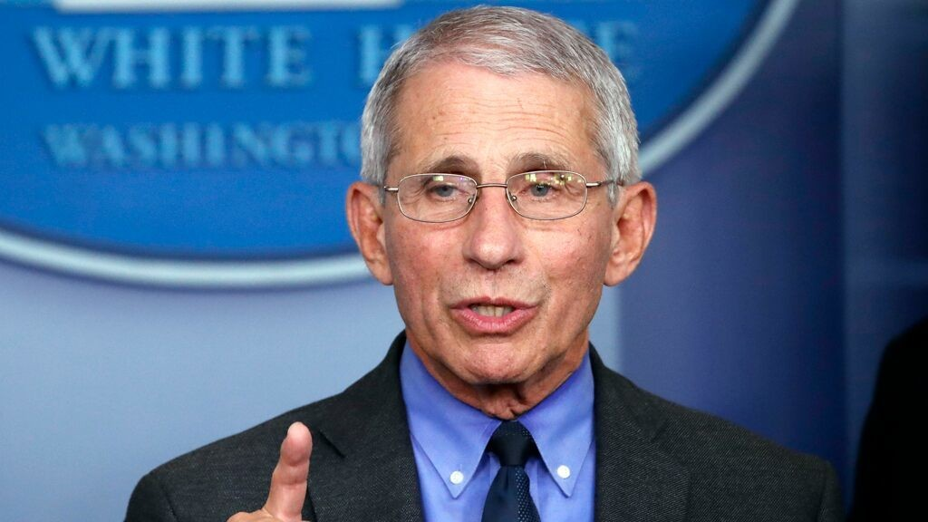 Fauci says coronavirus vaccine doses could arrive in early 2021