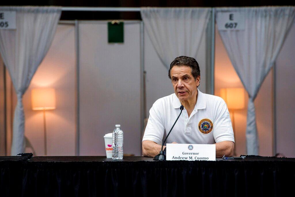 Trump approves New York's Javits Center to treat coronavirus patients, Cuomo announces