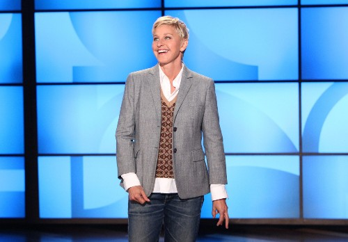 Ellen DeGeneres stands up to Twitter mob, defends appearing with 'friend' George W. Bush