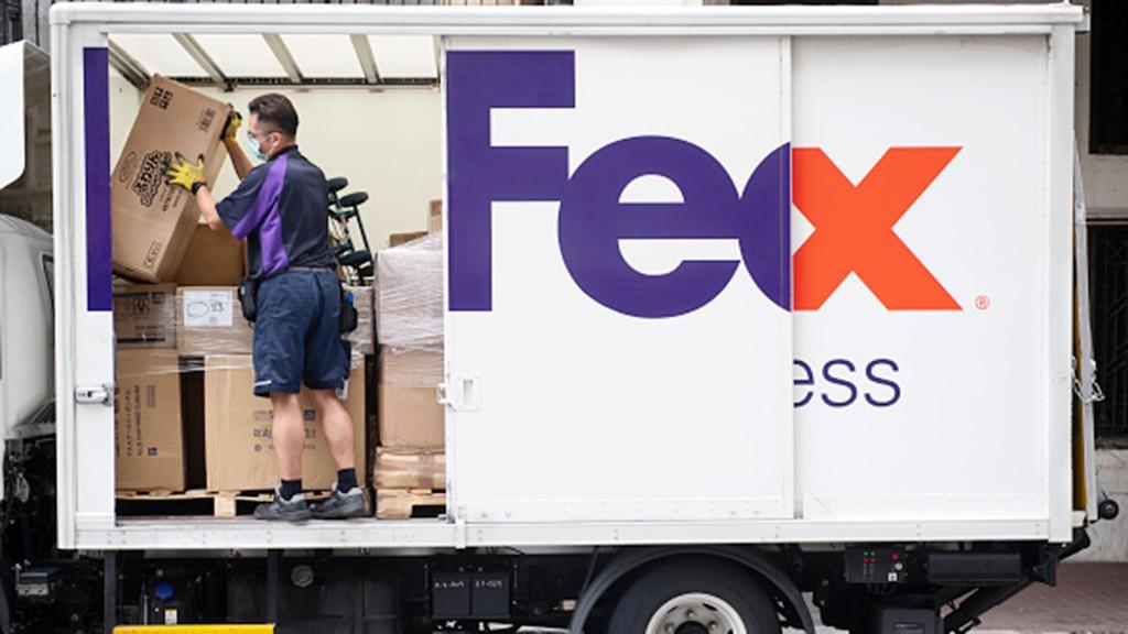 FedEx readies COVID-19 vaccine delivery pipeline